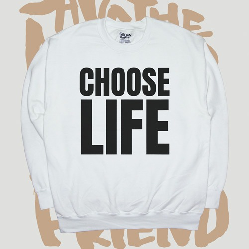 [GILDAN] CHOOSE LIFE MTM