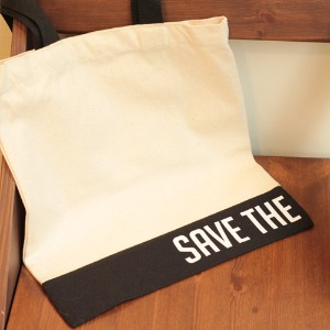 Save the Canvasbag