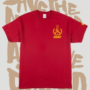 [gildan] SAVE THE CAT, COMRADE TEE